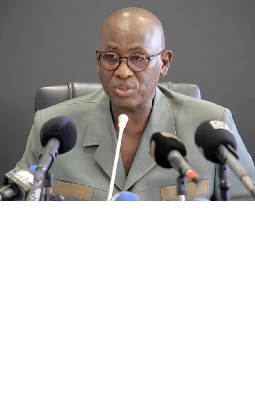 Ministre de la fonction publique du Sénégal